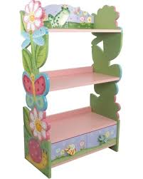 Sunny Safari Bookcase Fall Is Here Get This Deal On Teamson Fantasy Fields Hand