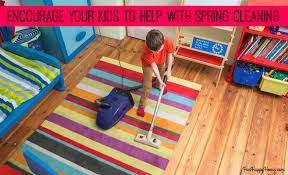 Springcleaning Spring Cleaning Checklist Printable For Kids