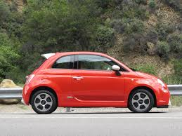 2013 fiat 500e recalled over potential half shaft failures