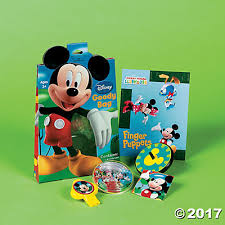 mickey mouse gift bags mickey mouse clubhouse filled goody bags trading