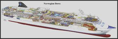 norwegian dawn floor plan norwegian dawn