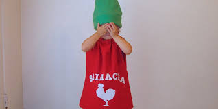 Sriracha Sauce Halloween Costume Holy Sriracha Etsy Loves Photos Huffpost