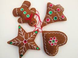 how to make gingerbread ornaments rainforest islands ferry