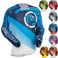 blue motocross gear racing sahara racewear mens motocross jerseys