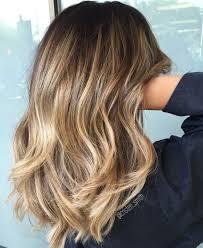 fabulous dark hair with blonde highlights 2017 hairdrome com
