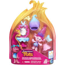 vanity for child dreamworks trolls poppy style set walmart com