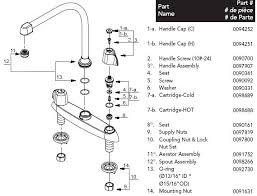 parts of a kitchen faucet price pfister kitchen faucet parts for inspiration