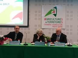 chambre d agriculture 70 ouverture de la session de la chambre chambre d agriculture de
