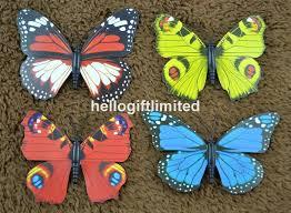 Butterfly Office Decor 30pcs Lot 2 8