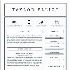 educational resume template 21 one page resume template visualize ideastocker