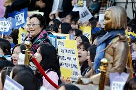 Comfort Women In Philippines Statues Placed In South Korea Honor U0027comfort Women U0027 Enslaved For