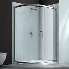 merlyn 6 series lh offset quadrant shower enclosure 1000mm x
