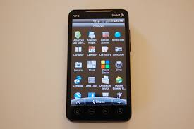 htc evo 4g for sprint review techcrunch