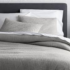Best Non Feather Duvet Best 25 Grey Duvet Covers Ideas On Pinterest Grey Duvet