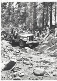 Rubicon Trail Map 1982 Jamboree History