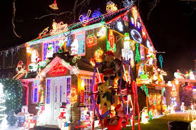 christmas house lights brothers christmas lights turn on at their s