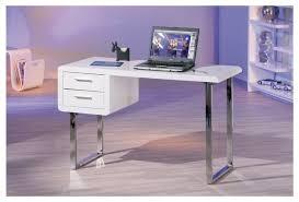 bureau blanc moderne bureau blanc laqué design kipling couleur blanc moderne bureau à