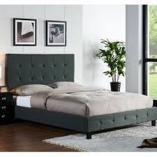 Cal King Platform Bed Frame California King Platform Beds You Ll Wayfair