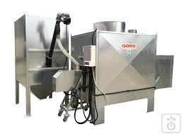 riscaldamento per capannoni generatore a pellet cippatino e gusci per per riscaldamento capannoni