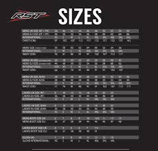 womens motorbike boots australia rst size chart motorcycle accessories australia scm