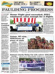 Paulding County Progress October 20 2013 Bat Gray Wolf