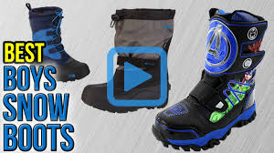 best sport motorcycle boots top 10 boys snow boots of 2017 video review