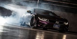 Bmw I8 Laser Headlights - bmw i8 night u2013 new cars gallery