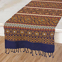 Beaded Table Linens - table linens at novica