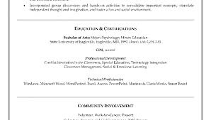 Special Education Assistant Resume Uc Davis Dissertation Format Cover Letter For Fast Food Example