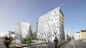 ouest bureau rennes lgv en gare de rennes bureaux et commerces vont prendre de la vitesse