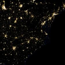 power outages in washington dc area image of the day