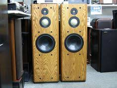 Infinity Rs1 Bookshelf Speakers Infinity Kappa 9 Killed Lots Of Amplifiers Cool Speakers