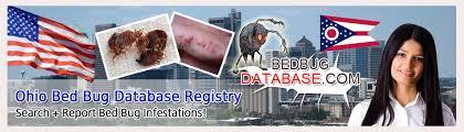 National Bed Bug Registry Bed Bug Registry Database Ohio Usa National Bed Bug Registry