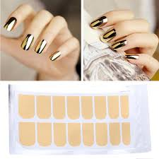 online get cheap gold nail foil aliexpress com alibaba group