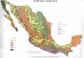 Map Of Mexico Coast by