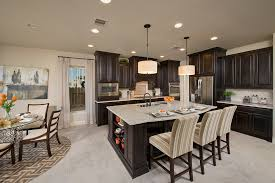 valencia by perry homes model home 4 192 sq ft kitchen