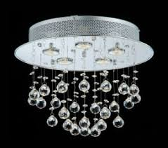 Chandelier With Crystal Balls Vienna Full Spectrum Crystal Ball Ceiling Fixture Look 4 Less