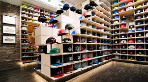 home design stores soho nyc up a hat store designed with architecture that adapts daily