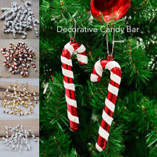 candy cane decorations ebay