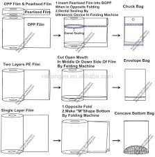 high speed plastic film sheet folding machine buy plastic film