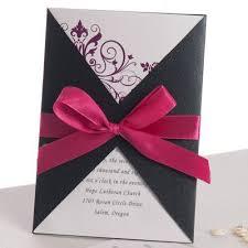 Inexpensive Wedding Programs 115 Best Pocket Invites Images On Pinterest Marriage Pocket