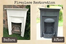 rural retreat restoration fireplace restoration