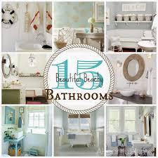 beachy bathroom ideas bathroom beach themed bathrooms awesome beach bathroom design