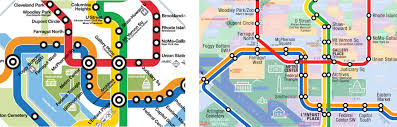 Map Dc Kickmap Washington Dc Metro