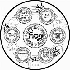 pesach plate ruth s sts passover rubber sts