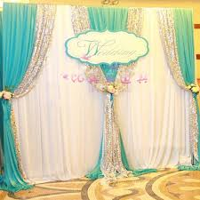 wedding backdrop for sale express free shipping 3mx3m new design wedding backdrop curtain