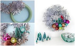 Christmas Tree Wreath Form - 15 diys that are beyond easy to make u2022 metdaan