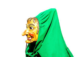 The Mask Costume Free Photo Colorful Mask Costume The Witch Fash Carnival Max Pixel