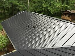Roofing A House by Standing Seam Metal Roofing In Stevens Point Wi Roof Replacement