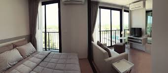 One Bedroom For Rent by Zcape Condominium One Bedroom For Rent At Chrengtalay Phuket